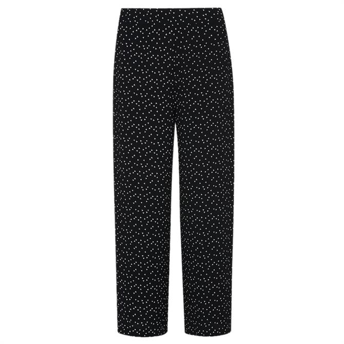 Whistles Micro Triangle Crepe Trouser