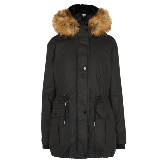 Whistles Willow Waxy Parka