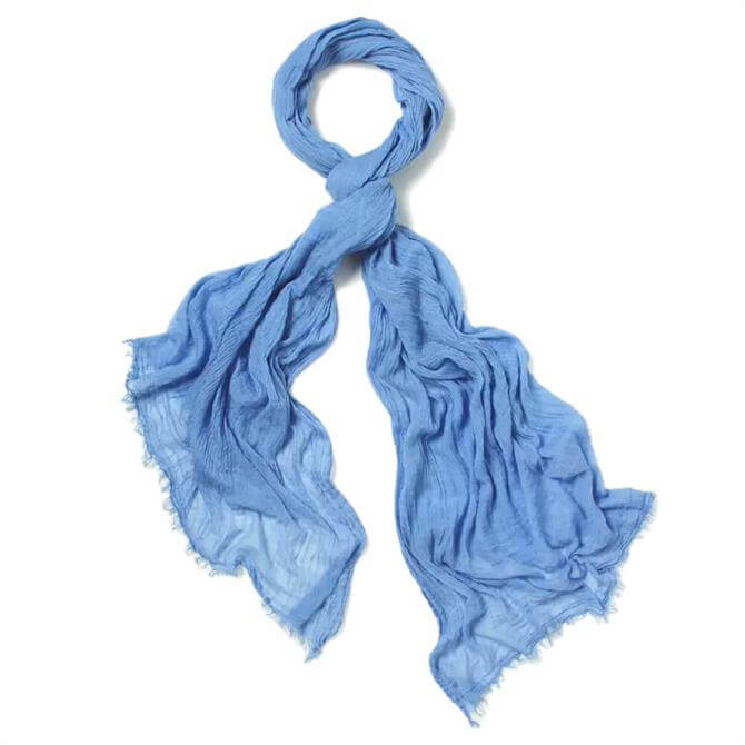 White Stuff Dreaming Away Lightweight Crinkle Scarf