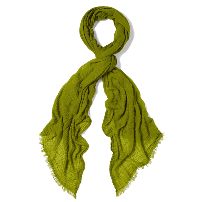 White Stuff Dreaming Away Crinkle Colour Scarf