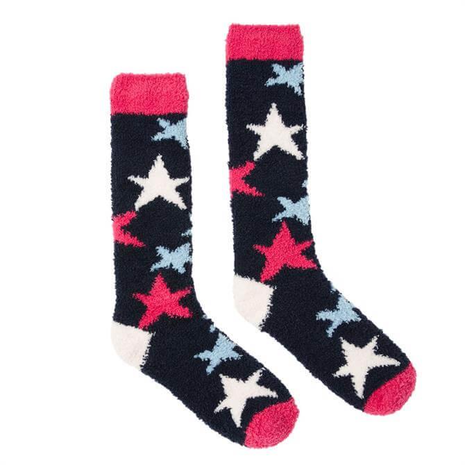 Joules Womens Fabulously Fluffy Socks