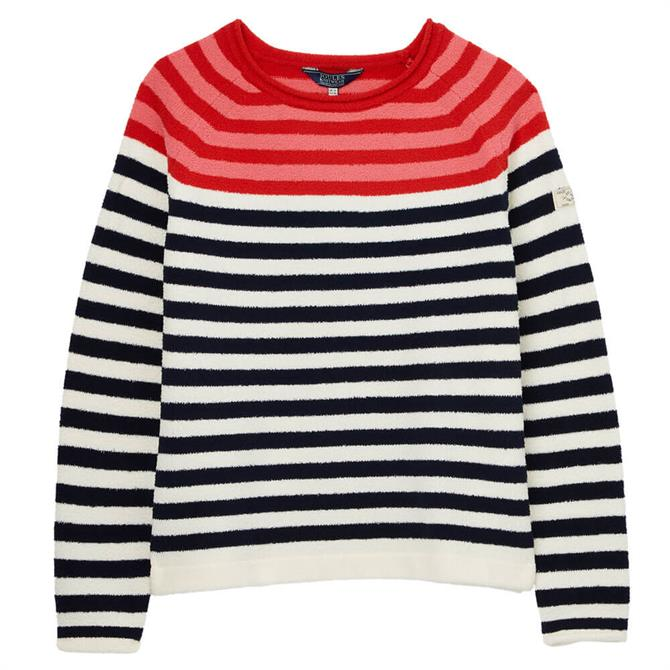 Joules Seaport Striped Sweater