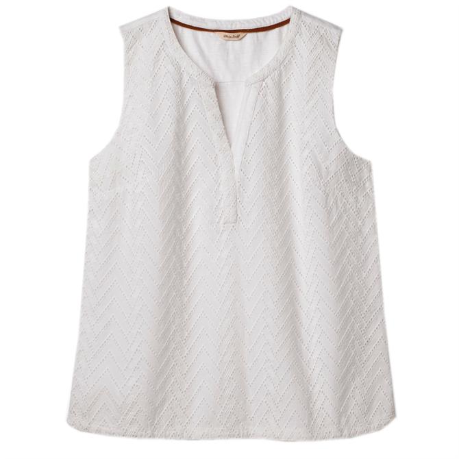 White Stuff Frankie Jersey Vest