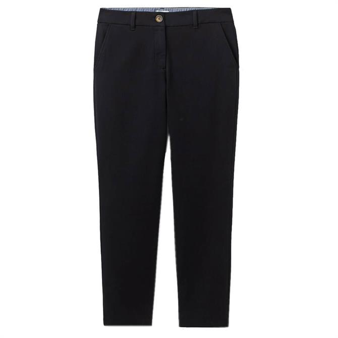 White Stuff Sussex Stretch Black Trousers