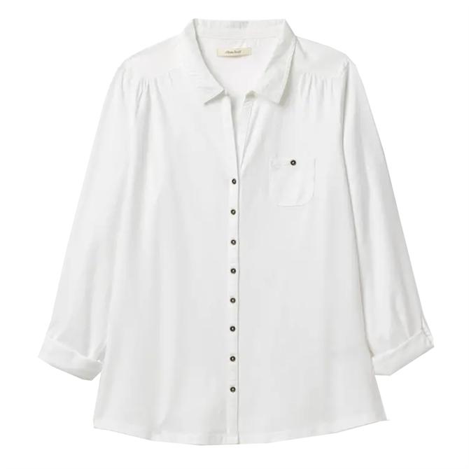 White Stuff Garden Path Jersey Shirt