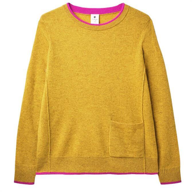White Stuff Cashmere Laurel Sweater