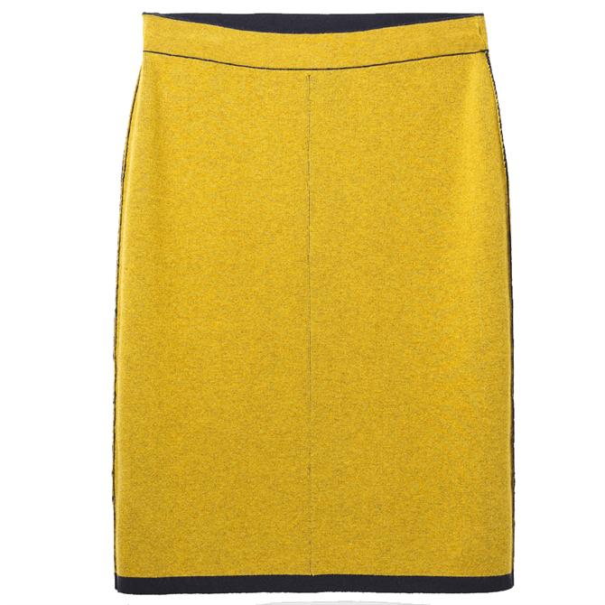 White Stuff Meda Knit Reversible Skirt