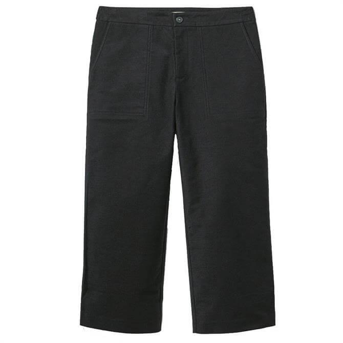 White Stuff Posey Wide Leg Crop Trousers