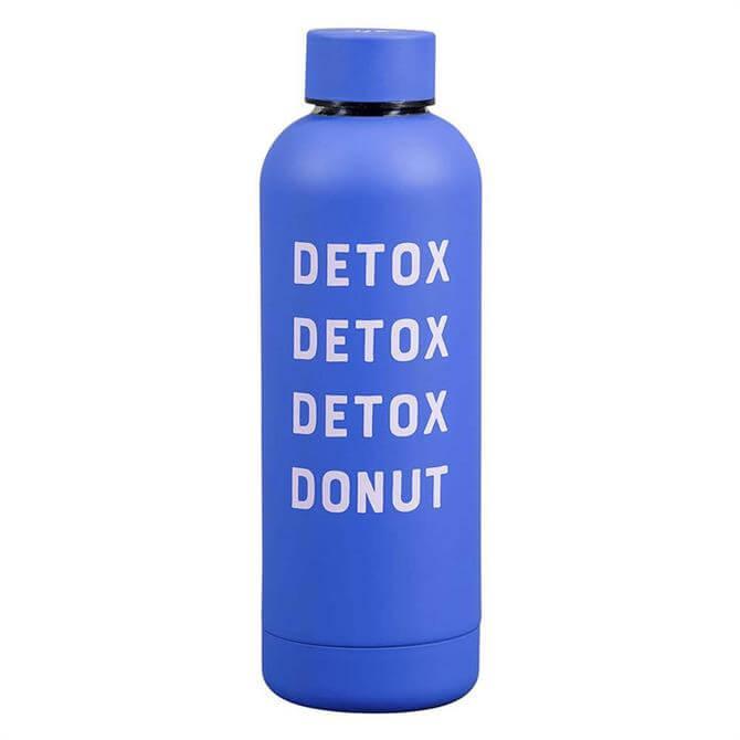 "Yes Studio - ""Detox Donut"" Water Bottle"