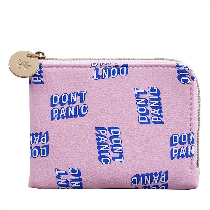 Yes Studio - 'Don't Panic' Coin Purse
