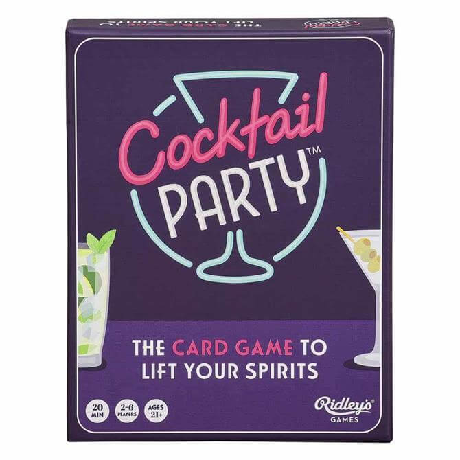 Ridley's Games Cocktail Party Card Game