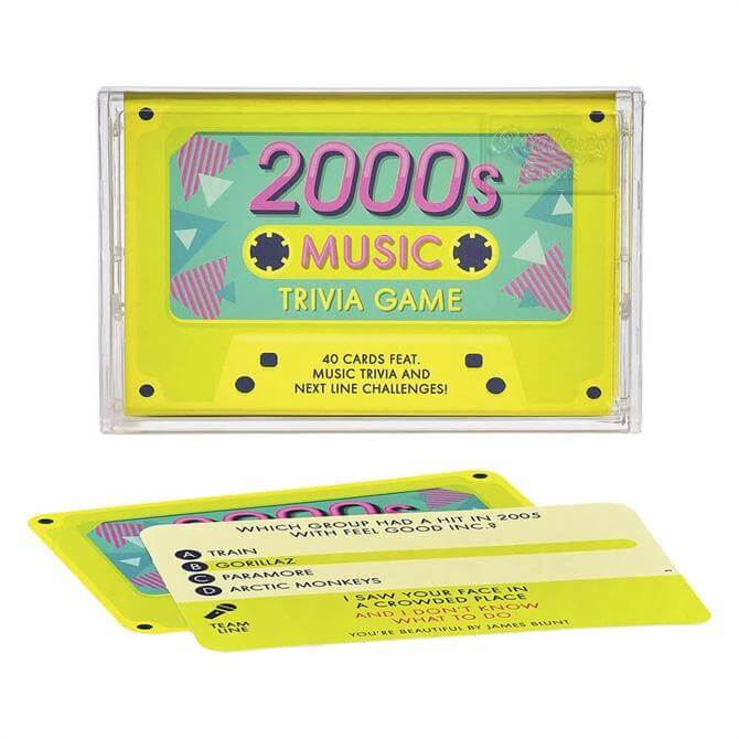 Ridley's Games 2000's Music Trivia Quiz Game