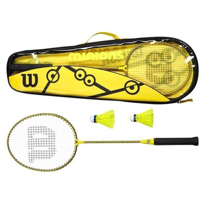 Wilson Minions Badminton Set