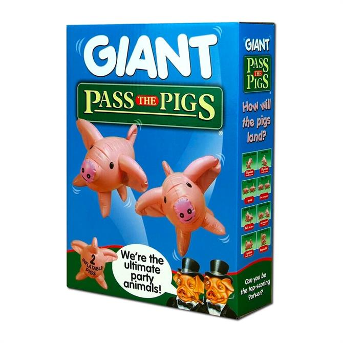 Winning Moves Giant Pass the Pigs Party Game