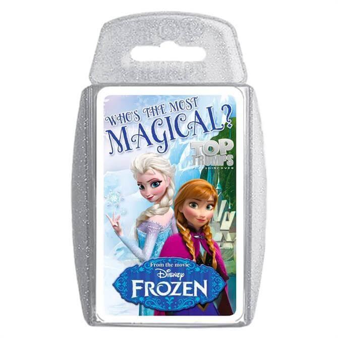 Winning Moves Top Trumps Disney's Frozen