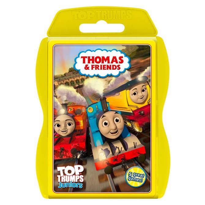 Winning Moves Top Trumps Juniors Thomas & Friends