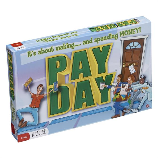 Winning Moves Payday Game