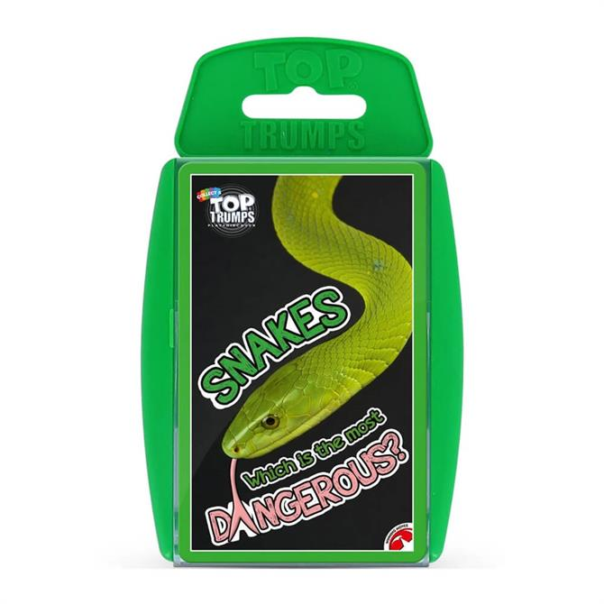 Winning Moves Snakes Top Trumps