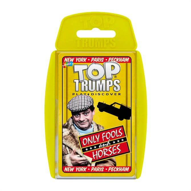 Winning Moves Top Trumps Only Fools and Horses