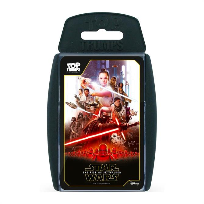 Winning Moves Top Trumps Star Wars The Rise of Skywalker