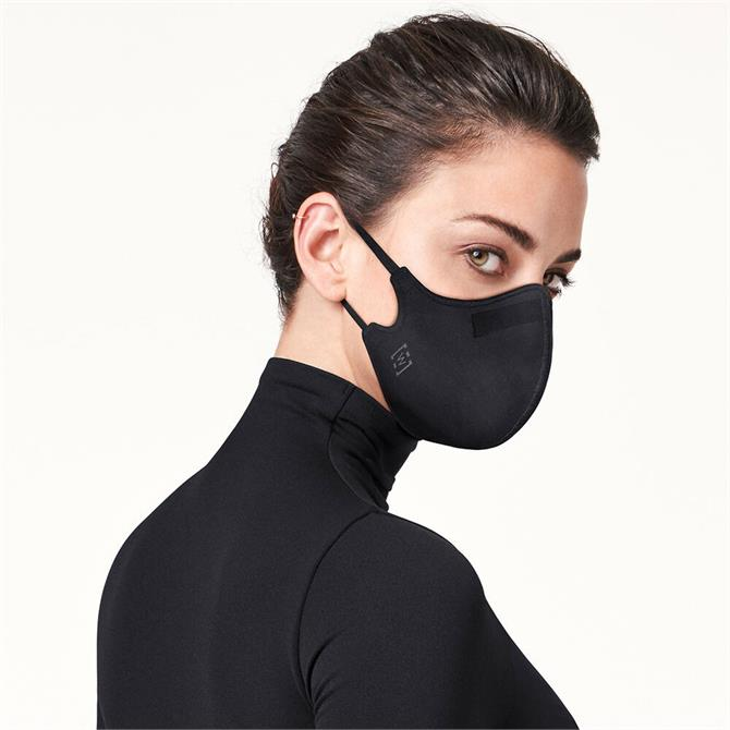 Wolford Classic Reversible Face Mask