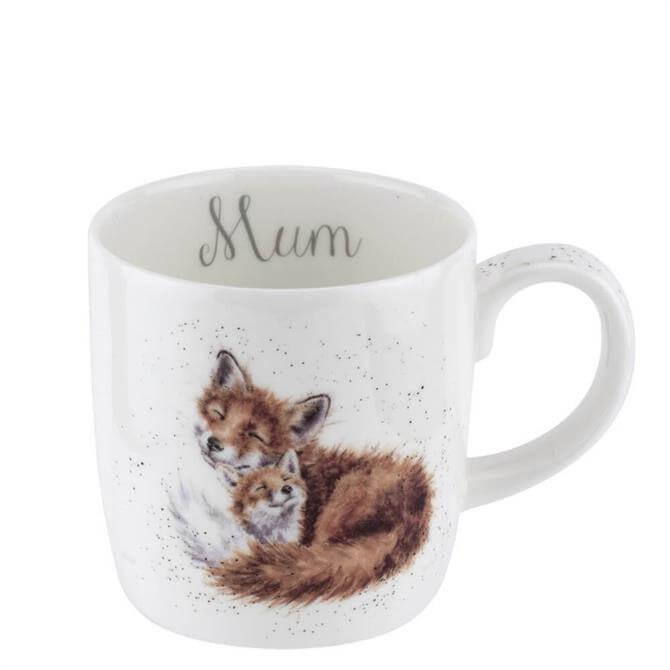 Royal Worchester Wrendale Fox Mum Mug