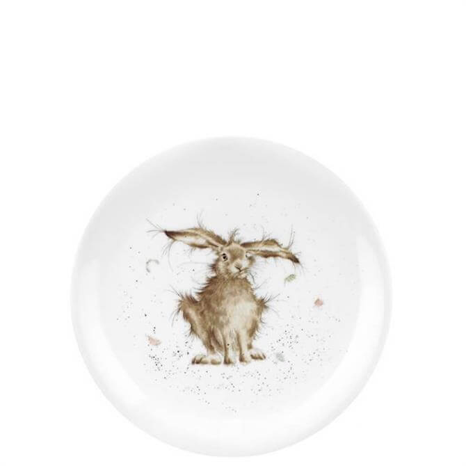 Royal Worcester Wrendale Hare Coupe Plate 20cm