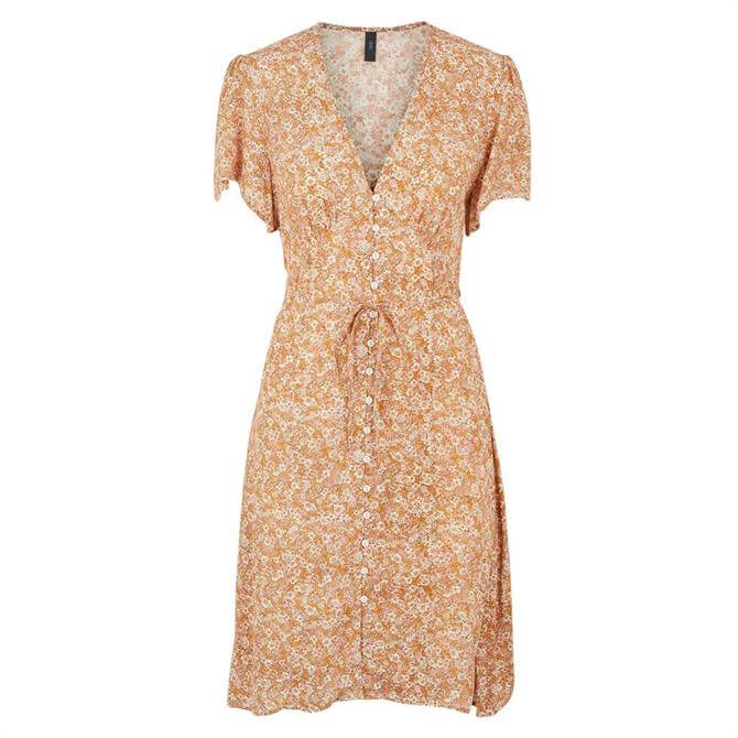 Y.A.S Farina Ditsy Floral Dress
