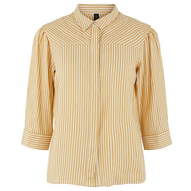 Y.A.S Ember Striped Shirt