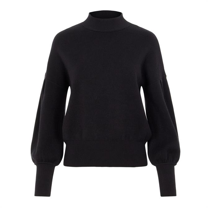 Y.A.S Fonny Balloon Sleeve Sweater