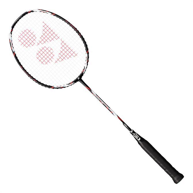 Yonex Voltric 0 F Badminton Racquet- Black/Red