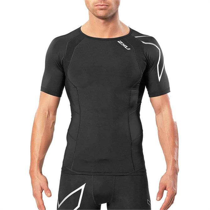 2XU Short Sleeve Compression Top
