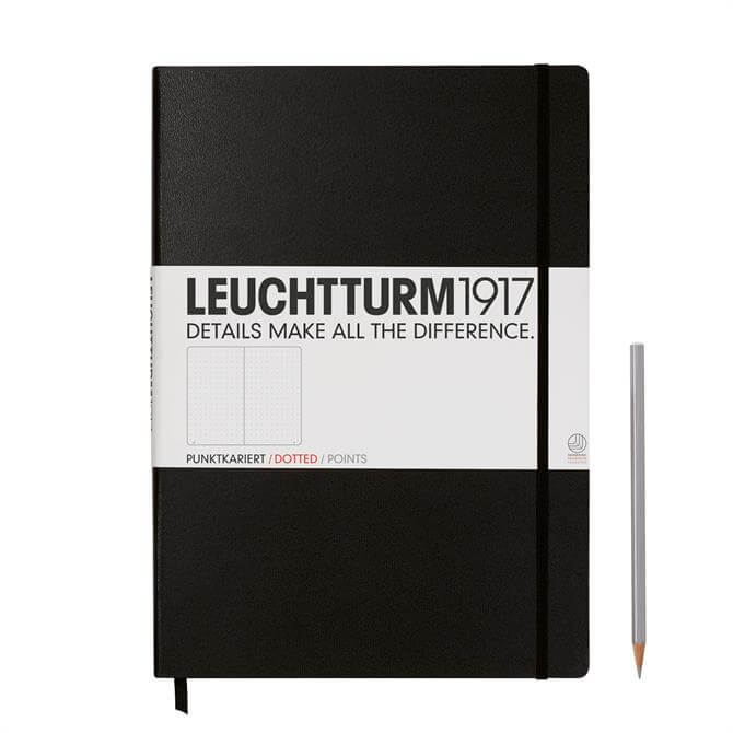 Leuchtturm A4+ Master Classic 233 Dotted Pages