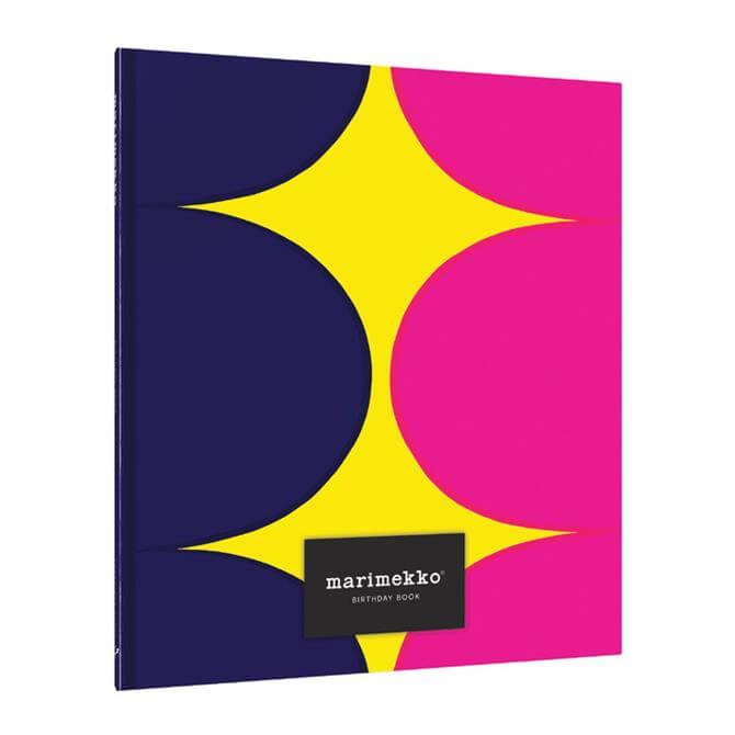 Abrams and Chronicle Marimekko Birthday Book