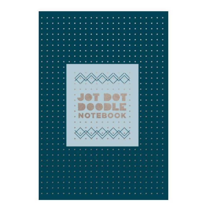 Abrams and Chronicle Jot Dot Doodle Notebook