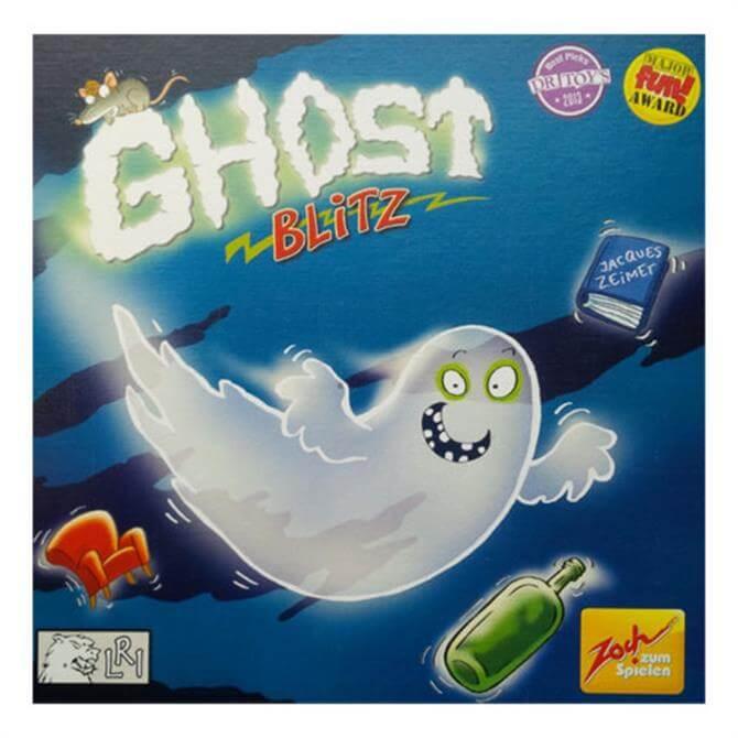 Big Potato Ghost Blitz