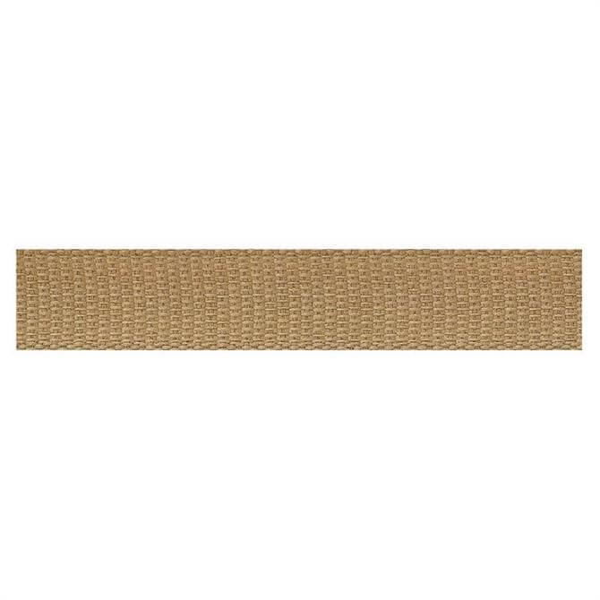 Berisfords Hopsack Ribbon 15mm