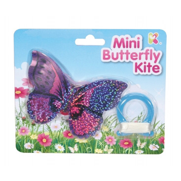 An image of Keycraft Mini Butterfly Kite