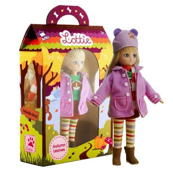Lottie Autumn Leaves Doll