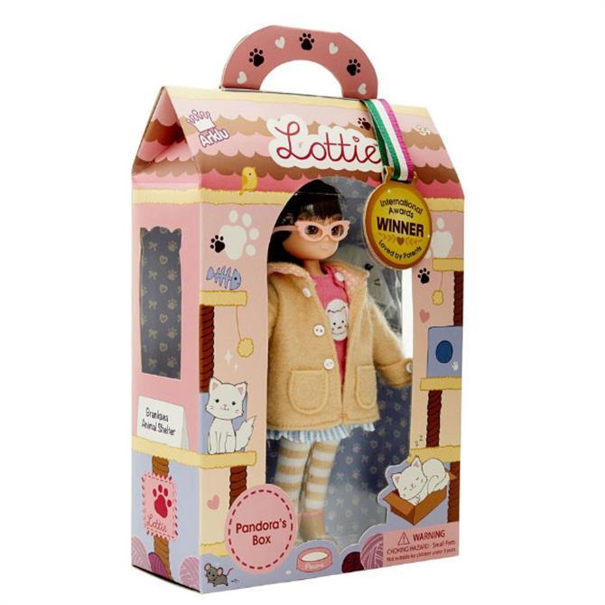 Lottie Pandora's Box Doll