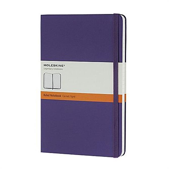 Moleskine Large Ruled Hardcover Notebook