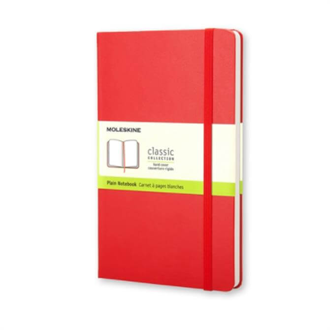 Moleskine Pocket Plain Hardcover Notebook