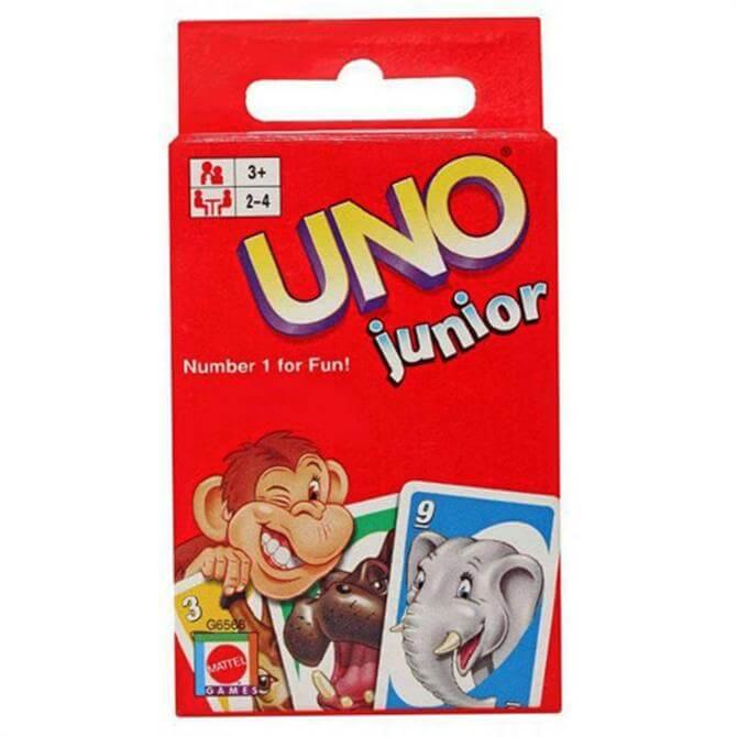 Mattel Uno Junior Card Game