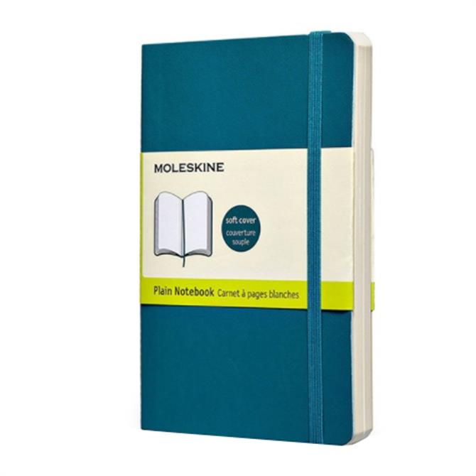 Moleskine Pocket Plain Softcover Notebook