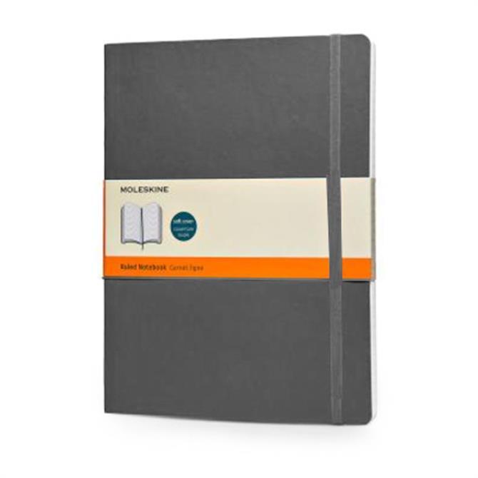 Moleskine Extra Large Ruled Softcover Notebook