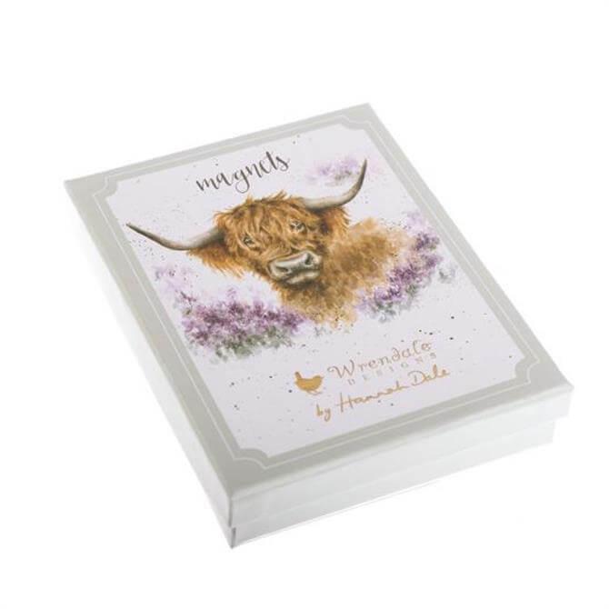 Wrendale Magnet Set Wildlife Animals