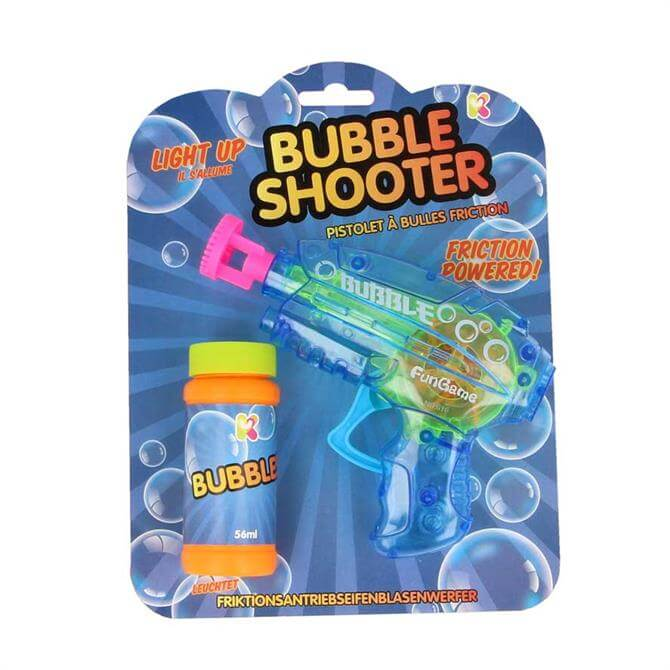 Keycraft Friction Powered Bubble Shooter