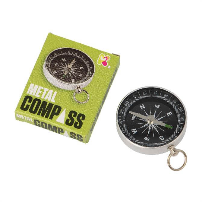 Keycraft Metal Compass
