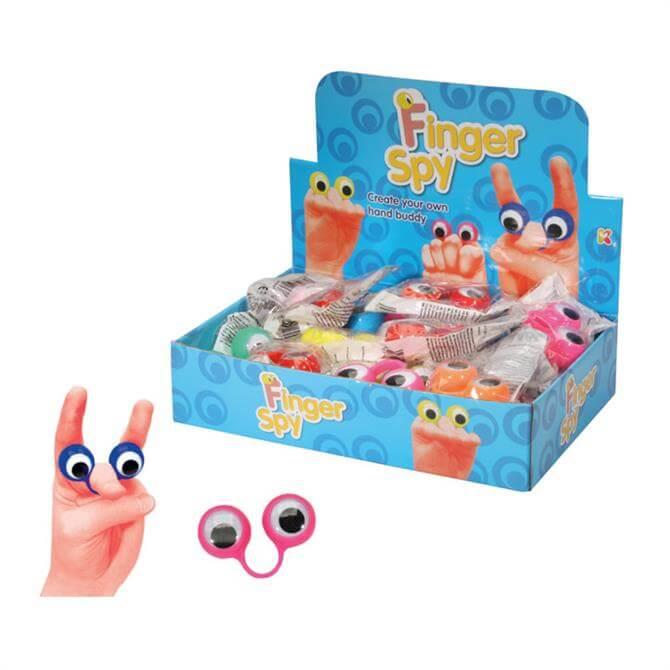 Keycraft Finger Spy