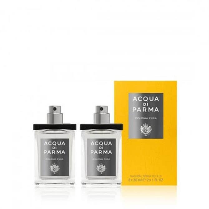 Acqua Di Parma Colonia Pura Travel Spray x2 Refills 30ml